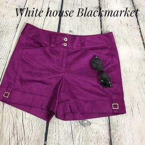 Super stylish shorts by White House Black Market